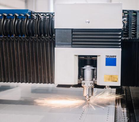 wycinanie laserowe metalu