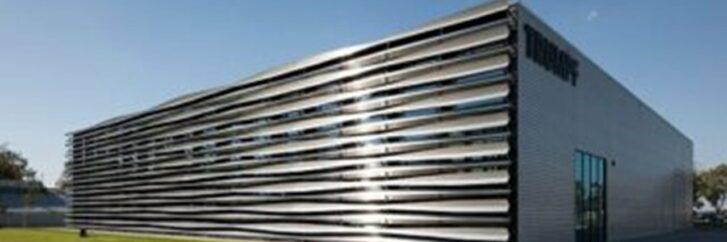 Produkcja paneli elewacyjnych ze stali nierdzewnej